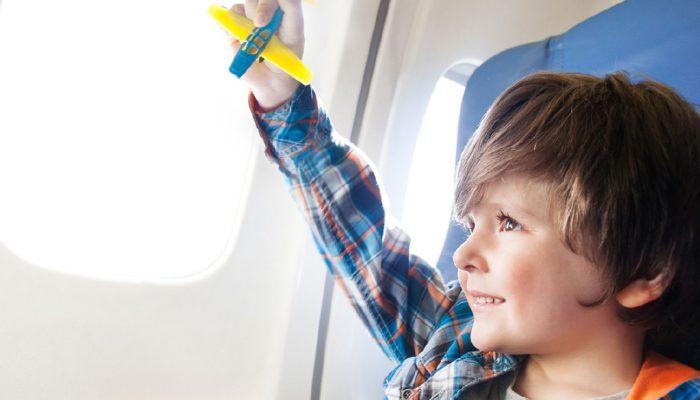 Перелет ребенка без родителей: как правильно организовать