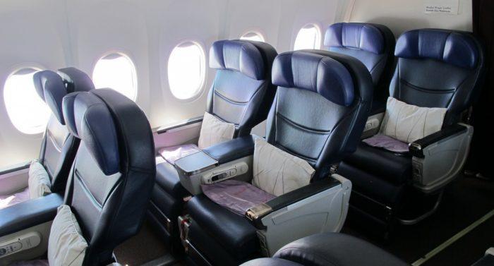 Боинг 737-800, бизнес класс