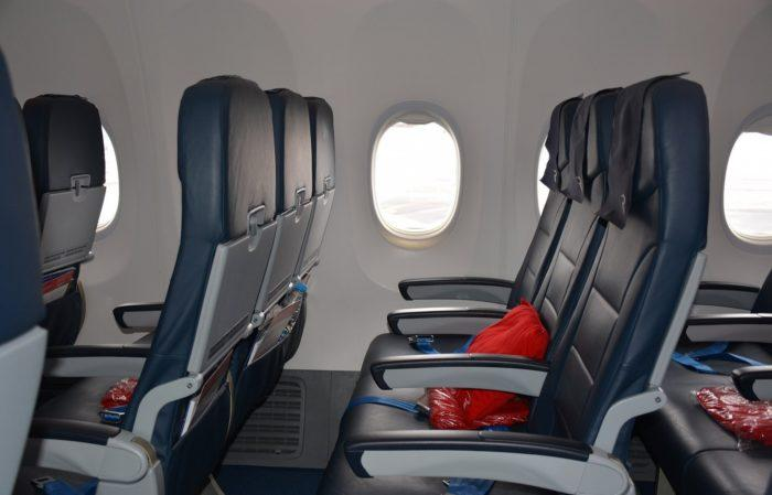 Боинг 737 800 эконом