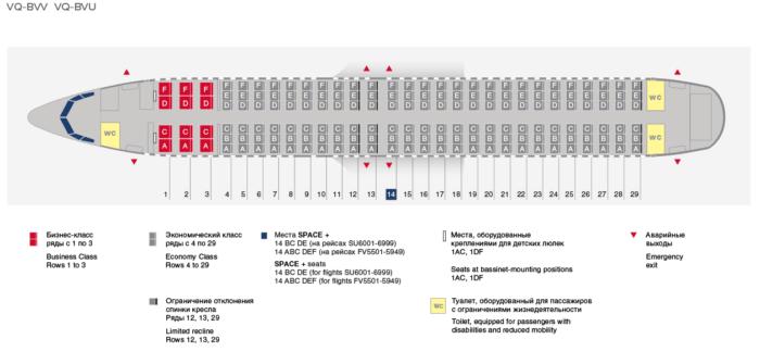 схема, Боинг 737-800