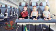 До какого возраста покупают детский авиабилет. Особенности перелета