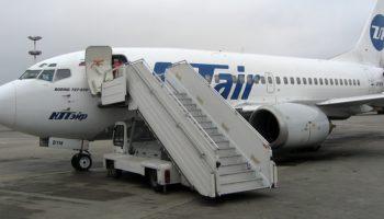 Как не ошибиться при выборе места в боинге 737 500 компании ютэйр