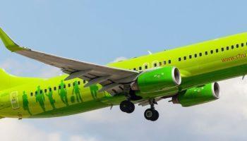 Как выбрать комфортные места в Боинге 737-800 от S7