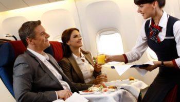 Есть ли питание на борту авиакомпании Победа