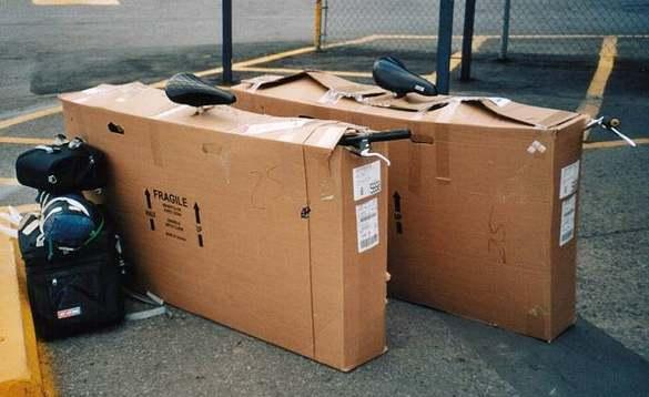 Как упаковать велосипед для перевозки самолетом 🚲