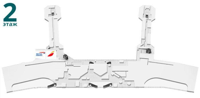 Схема зала, Навигатор